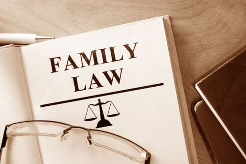 Basic Rules for Family Law Motions