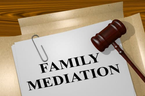 Mediation and Family Law